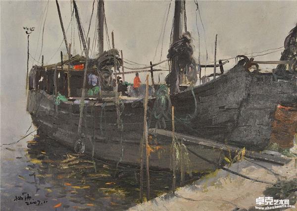 《百年老船》